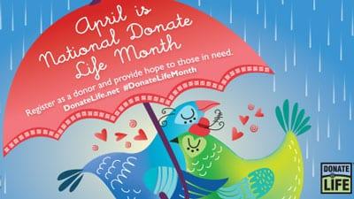 donate life 2015